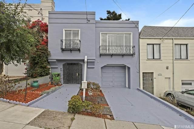 471 Victoria Street, San Francisco, CA 94132 (MLS #421604404) :: Keller Williams San Francisco
