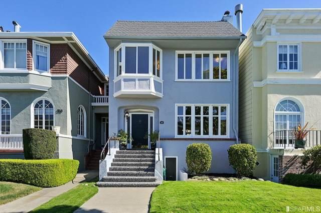 254 28th Avenue, San Francisco, CA 94121 (#421603847) :: RE/MAX Accord (DRE# 01491373)