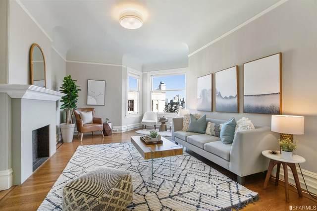 1770 Pacific Avenue #203, San Francisco, CA 94109 (#421603085) :: The Kulda Real Estate Group