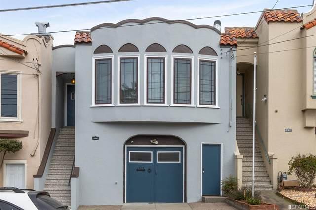 1854 23rd Avenue, San Francisco, CA 94122 (#421604696) :: RE/MAX Accord (DRE# 01491373)