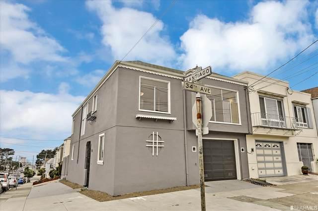 2300 Santiago Street, San Francisco, CA 94116 (#421604783) :: RE/MAX Accord (DRE# 01491373)