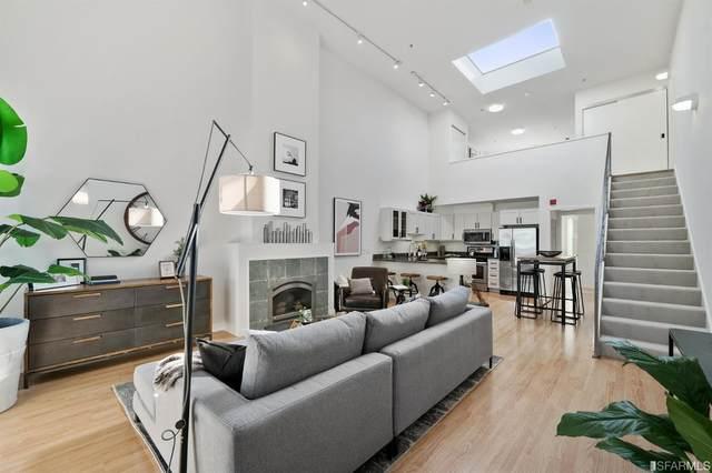 950 Harrison Street #209, San Francisco, CA 94107 (MLS #421604338) :: Keller Williams San Francisco