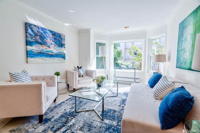 1945 Washington Street #506, San Francisco, CA 94109 (#421604510) :: Corcoran Global Living