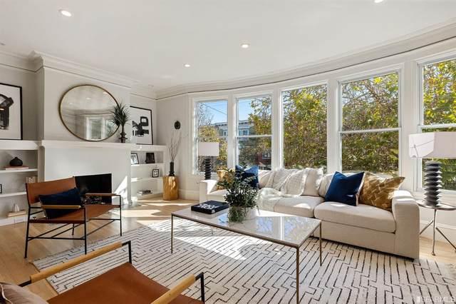 1754 Grove Street, San Francisco, CA 94117 (#421603511) :: Corcoran Global Living