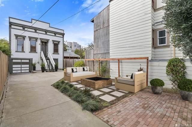724 Treat Avenue, San Francisco, CA 94110 (#421603378) :: The Kulda Real Estate Group