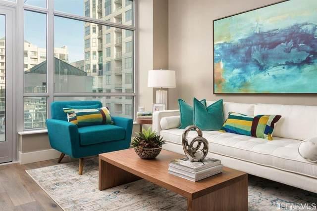 72 Townsend Street #601, San Francisco, CA 94107 (#421589175) :: Corcoran Global Living
