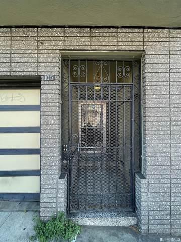 105 Sickles Avenue, San Francisco, CA 94112 (#421605316) :: The Kulda Real Estate Group