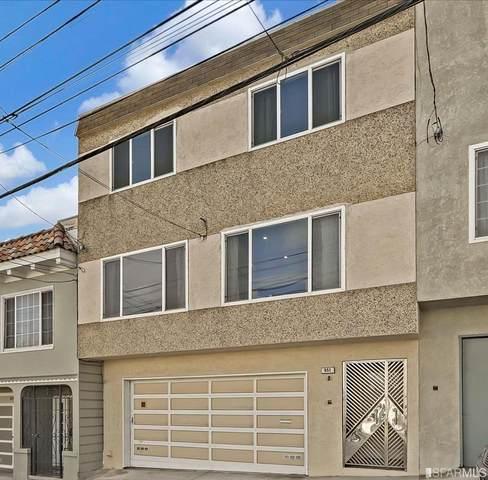 951 Huron Avenue, San Francisco, CA 94112 (#421603831) :: The Kulda Real Estate Group