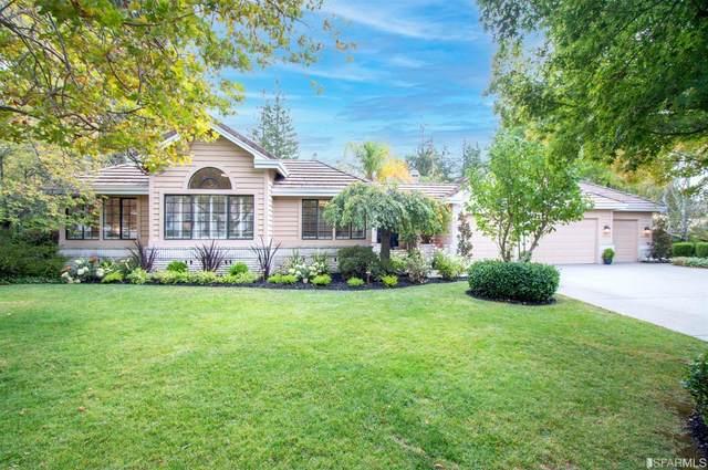 3372 Deer Hollow Drive, Danville, CA 94506 (#421601351) :: The Kulda Real Estate Group