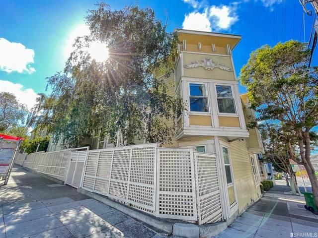 1200 Rhode Island Street #4, San Francisco, CA 94107 (#421605421) :: RE/MAX Accord (DRE# 01491373)
