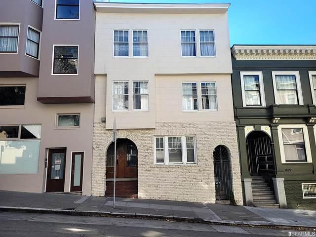 1423 Jackson Street, San Francisco, CA 94109 (MLS #421605262) :: Keller Williams San Francisco