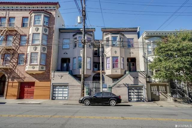 924 Van Ness Avenue, San Francisco, CA 94110 (#421601100) :: The Kulda Real Estate Group