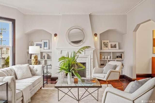 2415 Cabrillo Street, San Francisco, CA 94121 (#421605126) :: The Kulda Real Estate Group