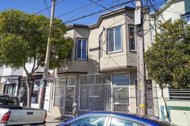 5346 Mission Street, San Francisco, CA 94112 (#421605575) :: The Kulda Real Estate Group