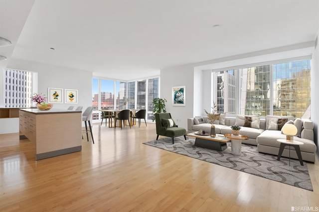301 Mission Street 18F, San Francisco, CA 94105 (#421605137) :: The Kulda Real Estate Group