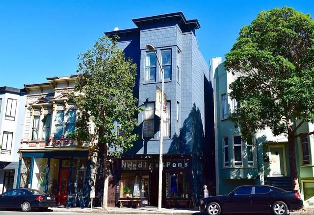 1171 Valencia Street, San Francisco, CA 94110 (#421605727) :: The Kulda Real Estate Group