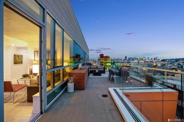 45 Bartlett Street #802, San Francisco, CA 94110 (#421596391) :: The Kulda Real Estate Group