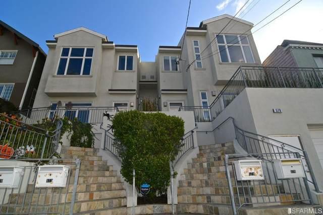 572 42nd Avenue #3, San Francisco, CA 94121 (#421605391) :: The Kulda Real Estate Group