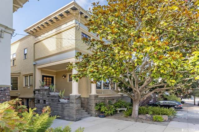525 10th Avenue, San Francisco, CA 94118 (#421603846) :: The Kulda Real Estate Group