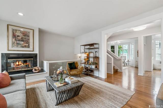 40 Bonita Street, San Francisco, CA 94109 (#421606302) :: The Kulda Real Estate Group