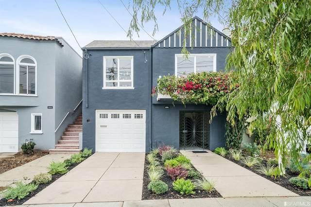 2539 16th Avenue, San Francisco, CA 94116 (#421606530) :: RE/MAX Accord (DRE# 01491373)