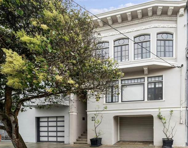 182 12th Avenue, San Francisco, CA 94118 (#421606578) :: The Kulda Real Estate Group