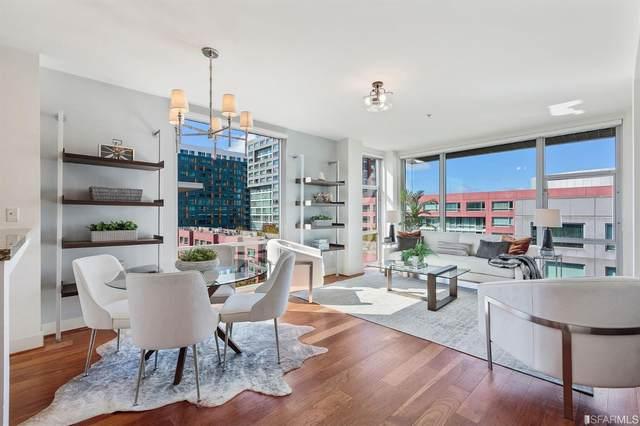 235 Berry Street #713, San Francisco, CA 94158 (MLS #421606355) :: Guide Real Estate