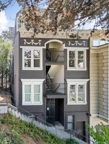 409 Greenwich Street, San Francisco, CA 94133 (MLS #421605084) :: Guide Real Estate
