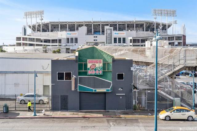 7127 San Leandro Street, Oakland, CA 94621 (MLS #421604954) :: Guide Real Estate