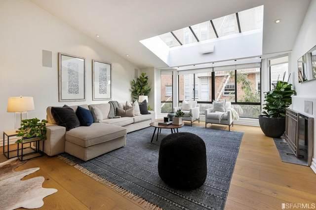 39 Dashiell Hammett Street #401, San Francisco, CA 94108 (#421606629) :: Corcoran Global Living