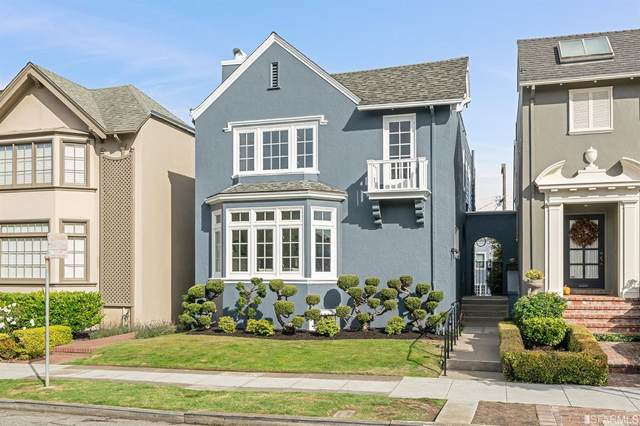 288 29th Avenue, San Francisco, CA 94121 (#421607057) :: The Kulda Real Estate Group
