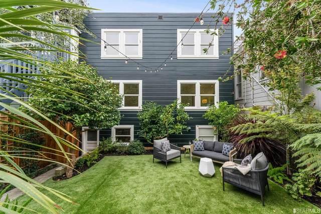 1139 Sanchez Street, San Francisco, CA 94114 (#421604815) :: The Kulda Real Estate Group