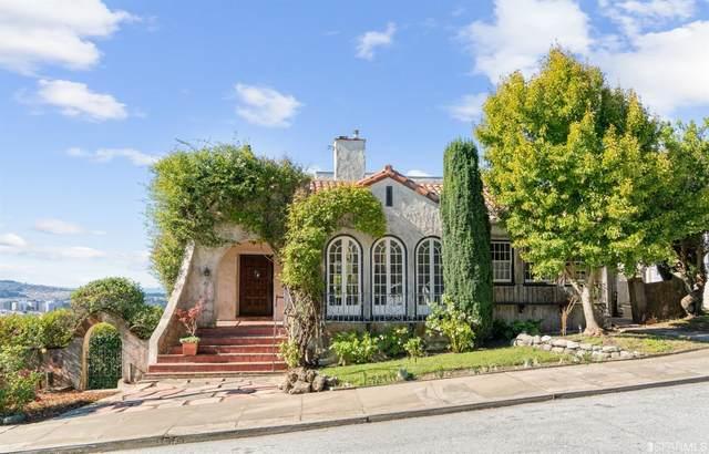 81 San Felipe Avenue, San Francisco, CA 94127 (#421607087) :: The Kulda Real Estate Group