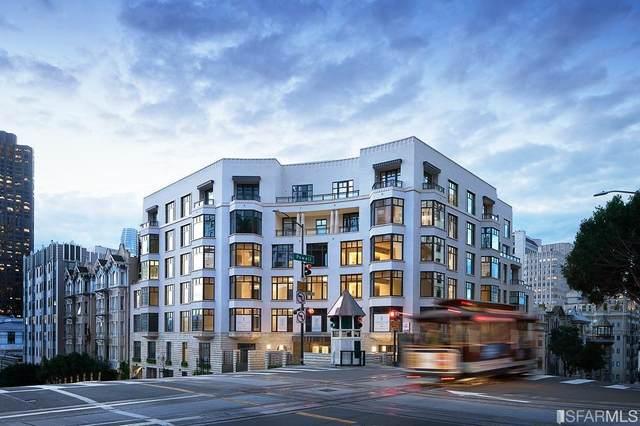 875 California Street #306, San Francisco, CA 94108 (#421607136) :: Corcoran Global Living