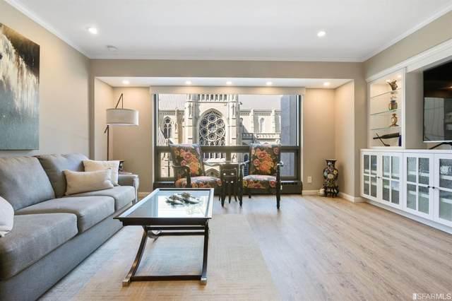 1177 California Street #625, San Francisco, CA 94108 (#421607049) :: The Kulda Real Estate Group