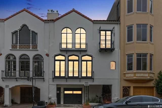 3651 Webster Street, San Francisco, CA 94123 (MLS #421606932) :: Keller Williams San Francisco