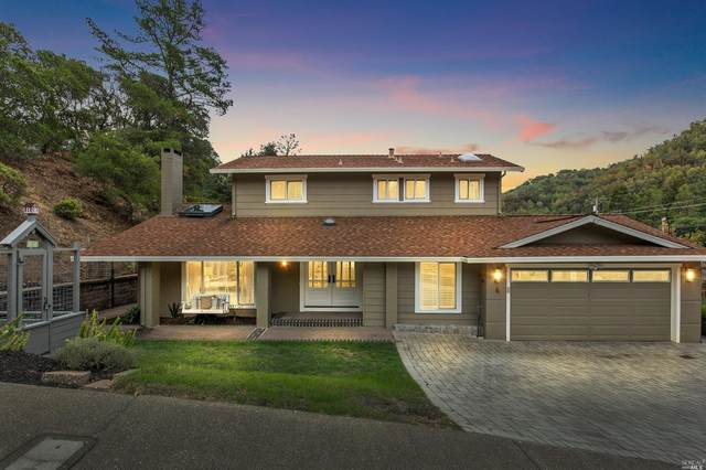 4 Hazelwood Lane, San Rafael, CA 94901 (#321093173) :: Corcoran Global Living