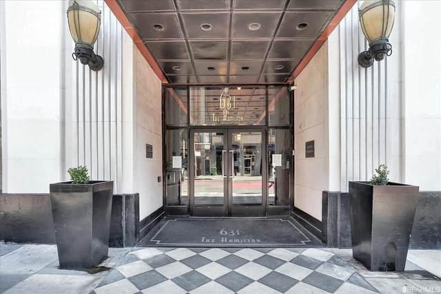 631 Ofarrell Street #1705, San Francisco, CA 94109 (MLS #421607400) :: Keller Williams San Francisco