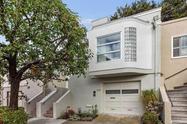 274 Sussex Street, San Francisco, CA 94131 (#421599916) :: RE/MAX Accord (DRE# 01491373)