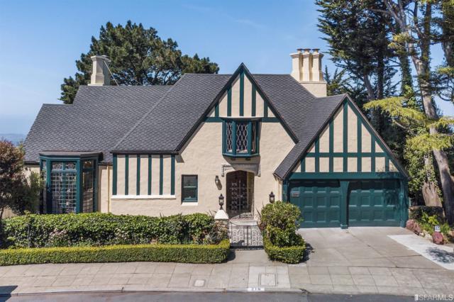 210 Casitas Avenue, San Francisco, CA 94127 (MLS #470035) :: Keller Williams San Francisco