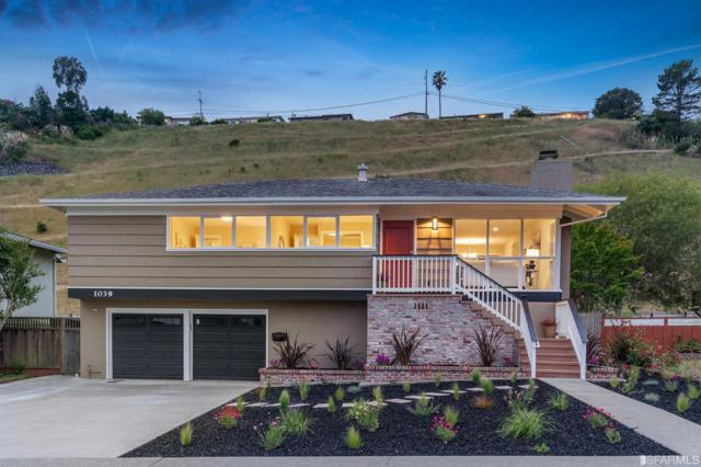 1039 Pinehurst Court, Millbrae, CA 94030 (MLS #471215) :: Keller Williams San Francisco