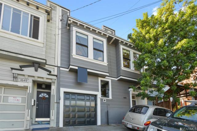 1651 Treat, San Francisco, CA 94110 (MLS #475051) :: Keller Williams San Francisco