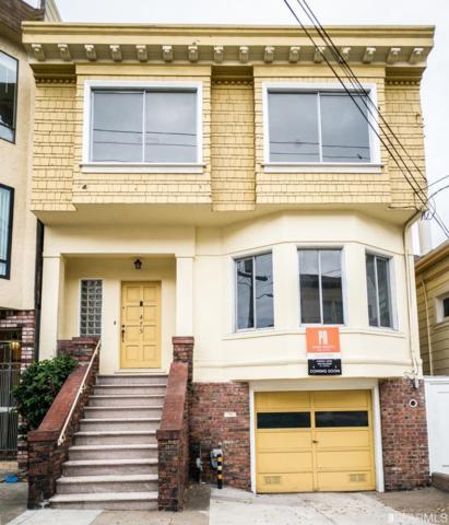 475 24th Avenue, San Francisco, CA 94121 (MLS #475964) :: Keller Williams San Francisco