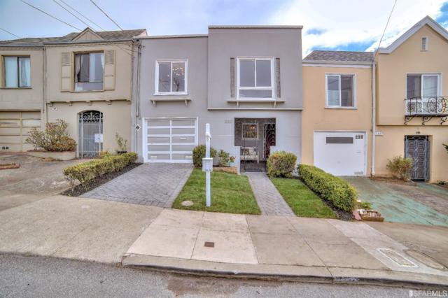 3321 Moraga Street, San Francisco, CA 94122 (MLS #477125) :: Keller Williams San Francisco