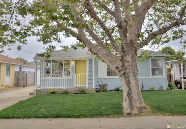 323 Beverly Avenue, Millbrae, CA 94030 (MLS #477126) :: Keller Williams San Francisco