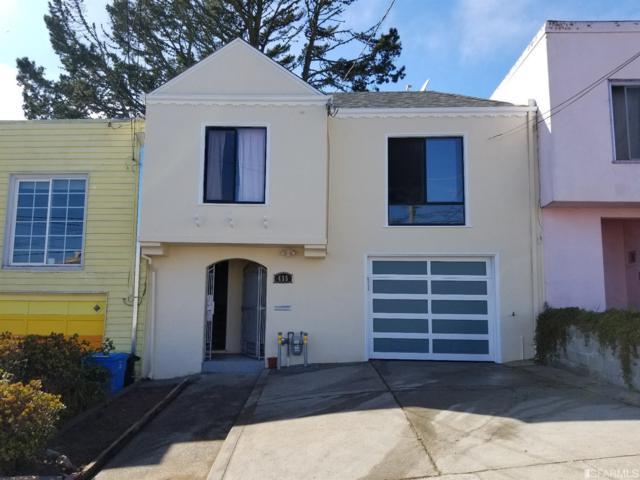 435 Head Street, San Francisco, CA 94132 (MLS #477801) :: Keller Williams San Francisco