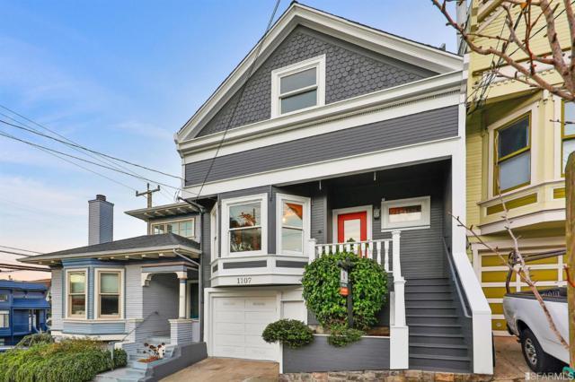 1107 Diamond Street, San Francisco, CA 94105 (#478913) :: Maxreal Cupertino