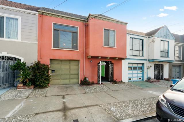 1506 46th Avenue, San Francisco, CA 94122 (#478957) :: Maxreal Cupertino
