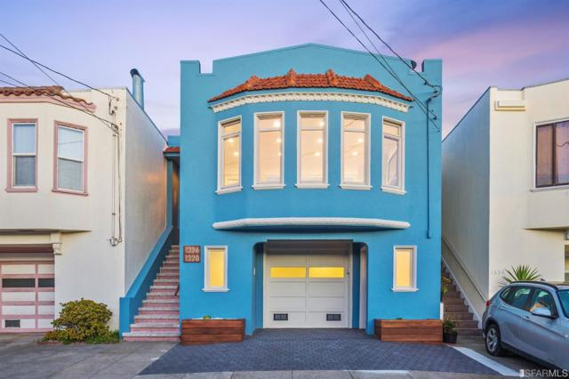 1326-1328 44th Avenue, San Francisco, CA 94122 (#480375) :: Perisson Real Estate, Inc.