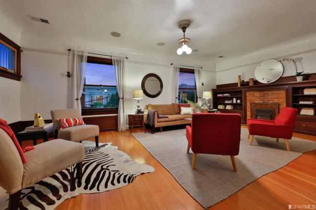 146 7th Avenue, San Francisco, CA 94118 (MLS #481586) :: Keller Williams San Francisco